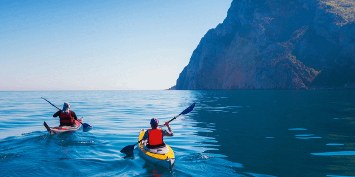 Is Kayaking A Good Exercise? Is It Good For Your Back?