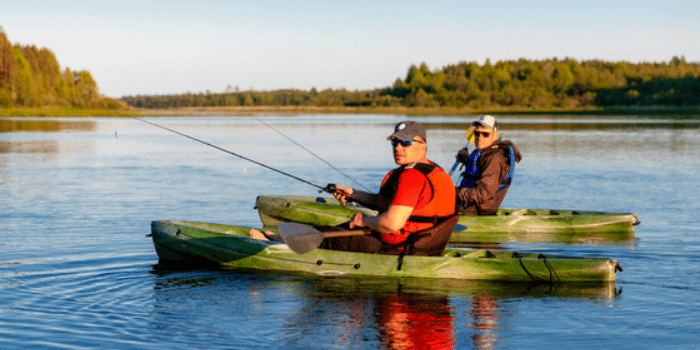10 Best Lightweight Fishing Kayaks