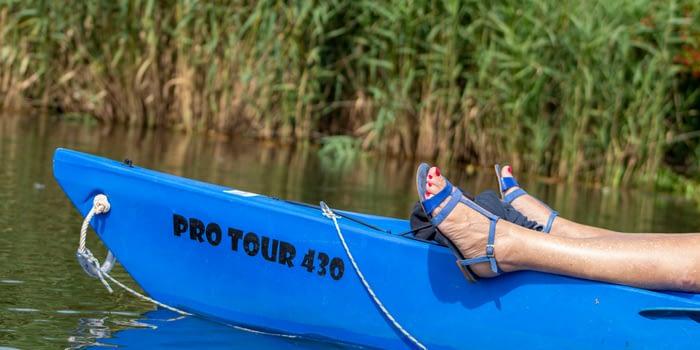 kayak foot pegs