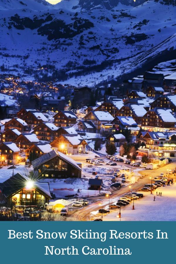 6 Best Snow Skiing Resorts In North Carolina